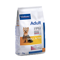 Adult Dog Food - Small and toy dog