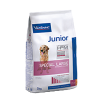 Large Breed Junior Dog Food - Large and medium dog