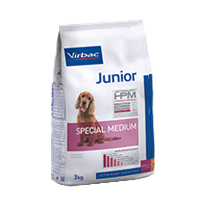 Medium Breed Junior Dog Food - Large and medium dog